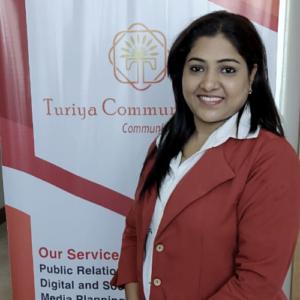 Content Queens Global Sandhya Sutodia Turiya Communiactions